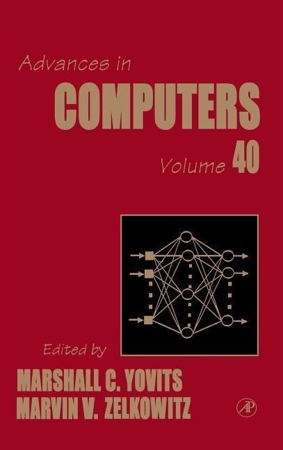 Advances in Computers als Buch