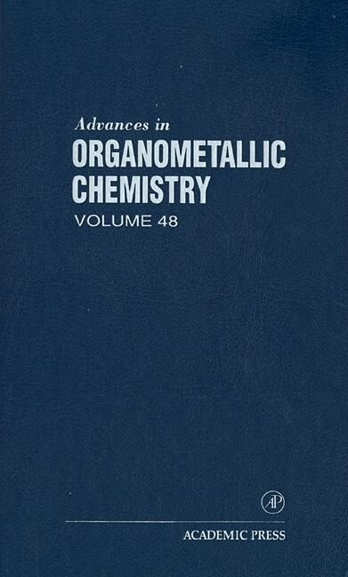Advances in Organometallic Chemistry als Buch