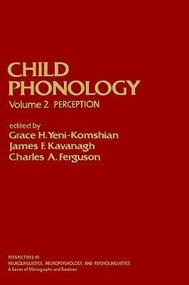 Child Phonology als Buch