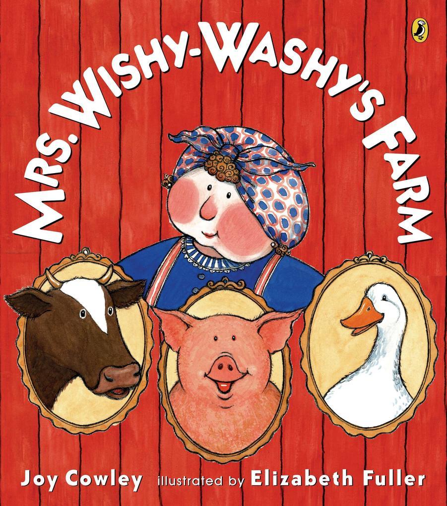 Mrs. Wishy-Washy's Farm als Taschenbuch