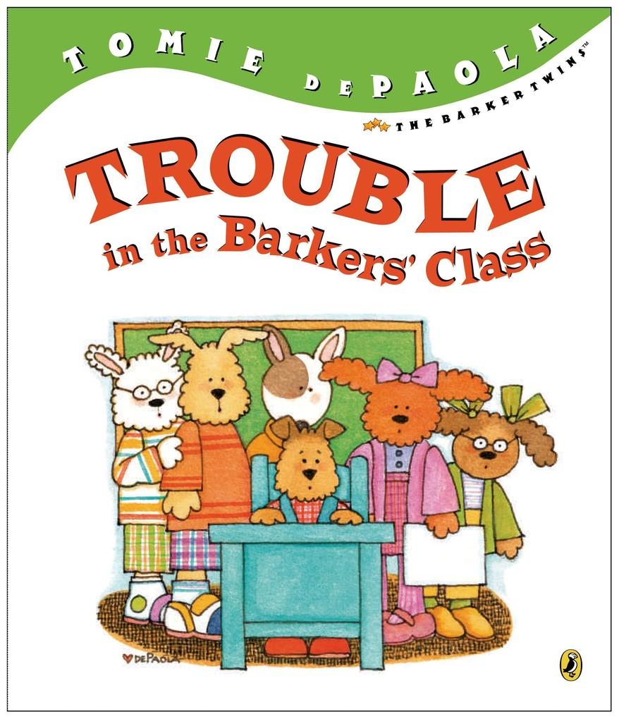Trouble in the Barkers' Class als Taschenbuch