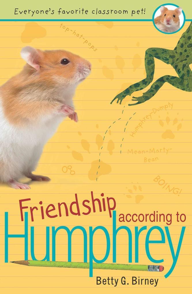 Friendship According to Humphrey als Taschenbuch
