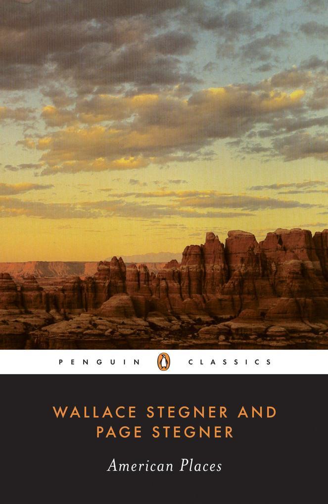 American Places als Taschenbuch