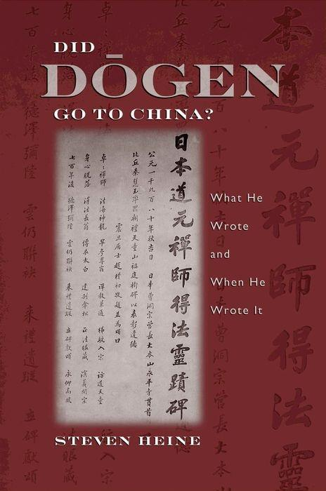 Did Dōgen Go to China?: What He Wrote and When He Wrote It als Taschenbuch