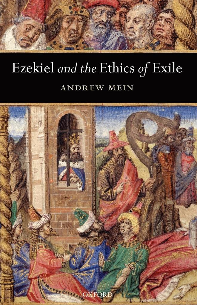 Ezekiel and the Ethics of Exile als Taschenbuch