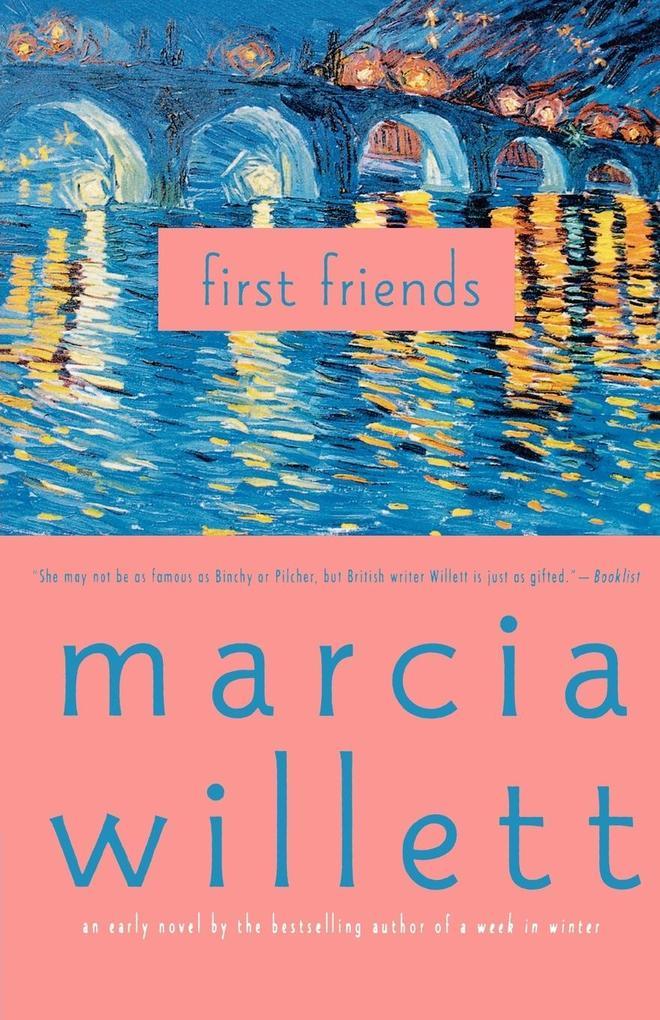First Friends als Taschenbuch