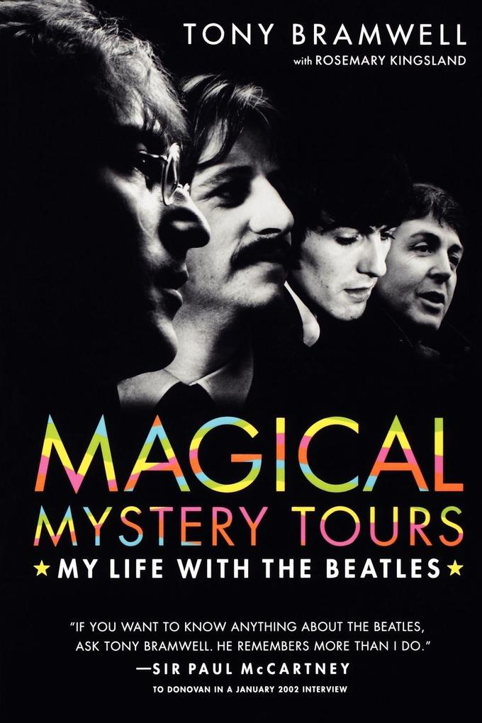 Magical Mystery Tours als Taschenbuch