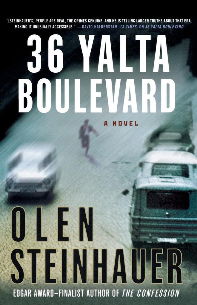36 Yalta Boulevard als Buch