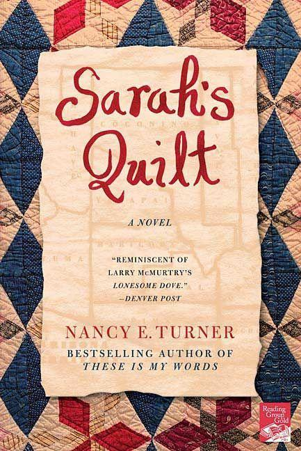Sarah's Quilt: A Novel of Sarah Agnes Prine and the Arizona Territories, 1906 als Taschenbuch
