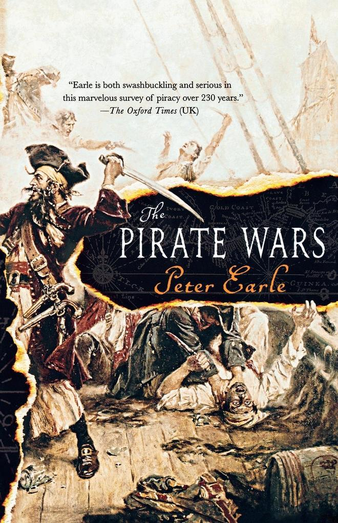 The Pirate Wars als Taschenbuch