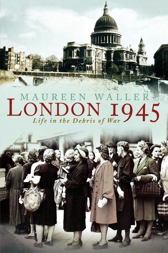 London 1945 als Taschenbuch