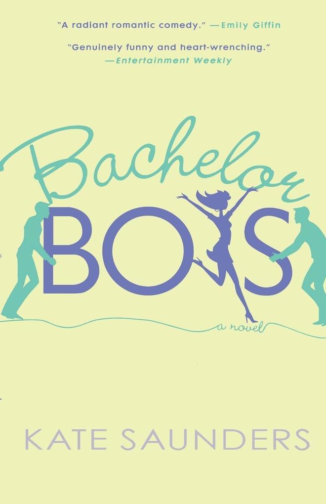 Bachelor Boys als Taschenbuch