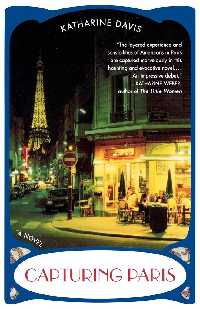 Capturing Paris als Taschenbuch
