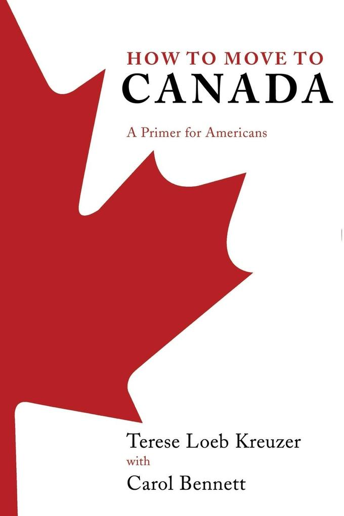 How to Move to Canada als Taschenbuch