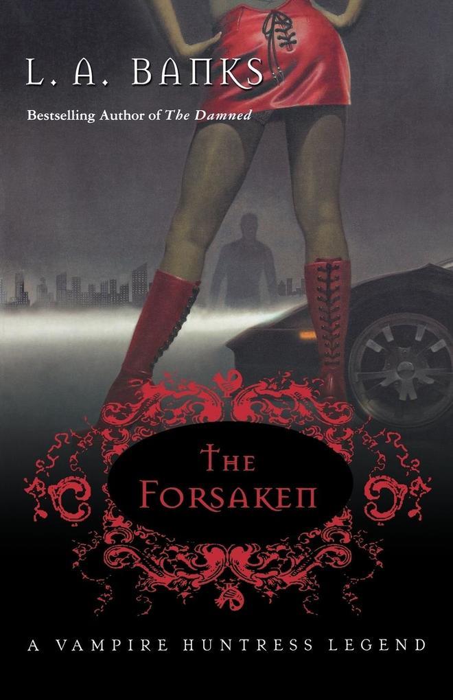 The Forsaken als Taschenbuch
