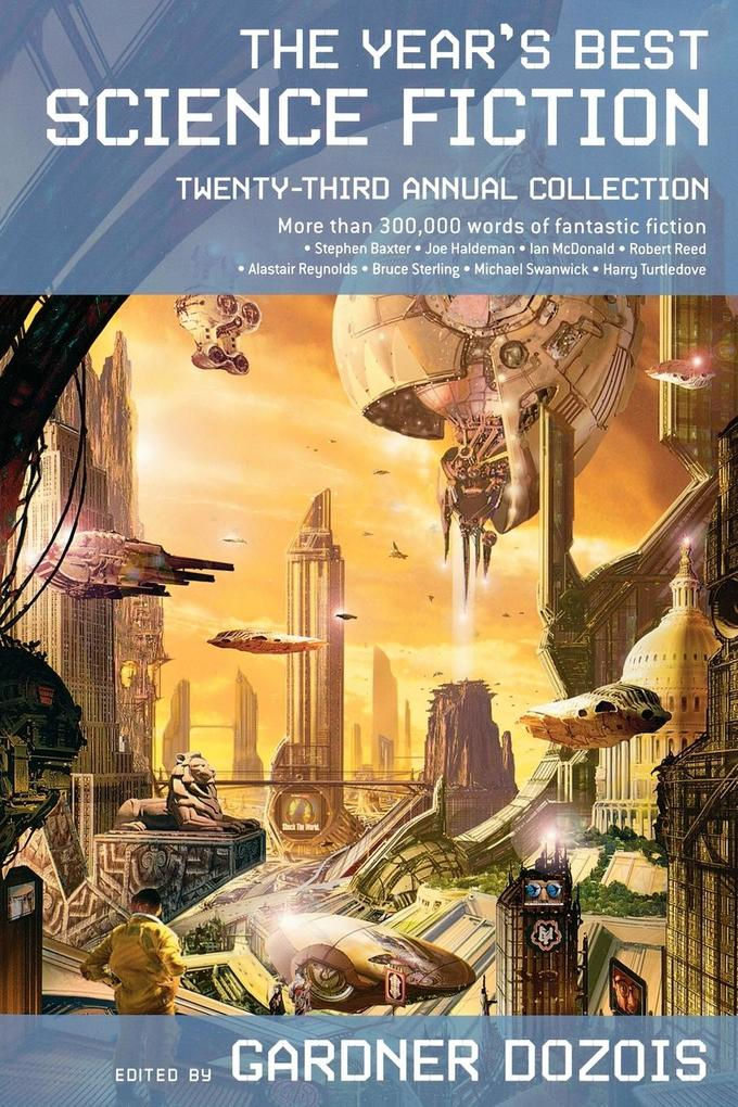 The Year's Best Science Fiction als Buch