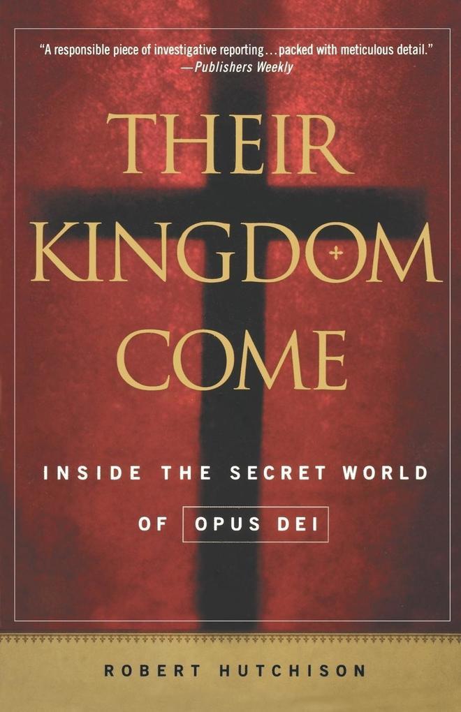 Their Kingdom Come als Taschenbuch