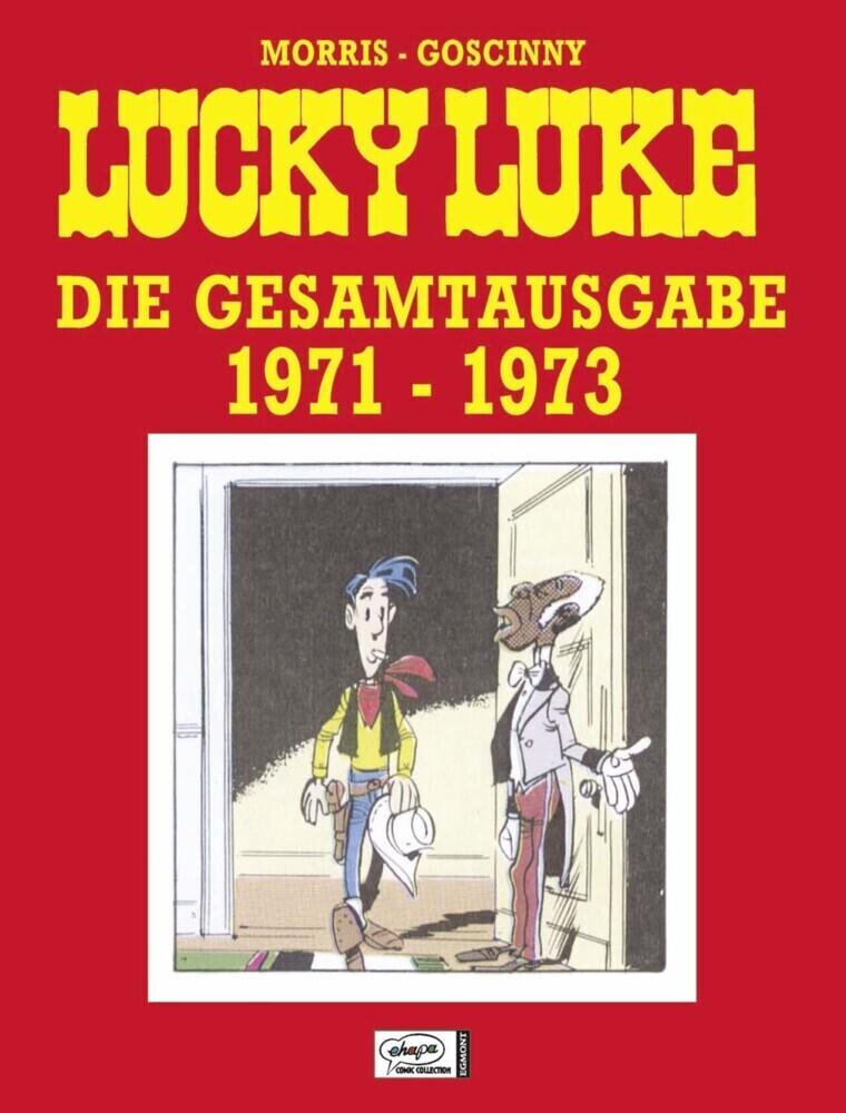 Lucky Luke Gesamtausgabe 1971 - 1973 als Buch