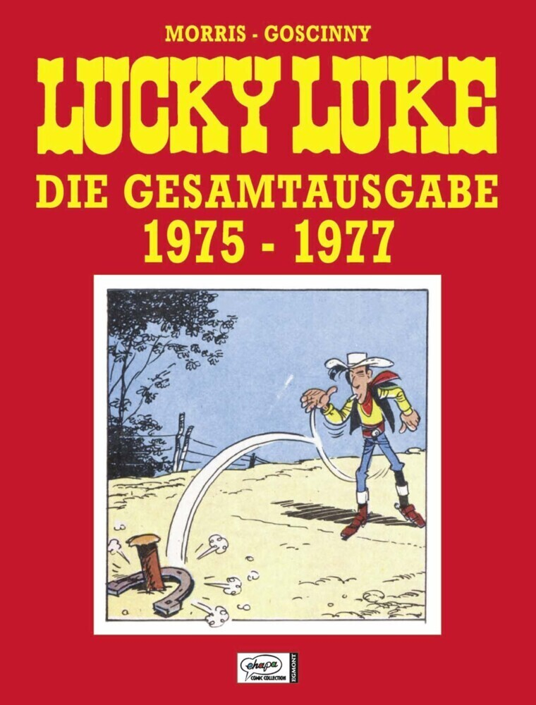 Lucky Luke Gesamtausgabe 1975 - 1977 als Buch