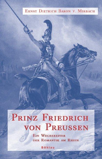 Prinz Friedrich von Preußen als Buch