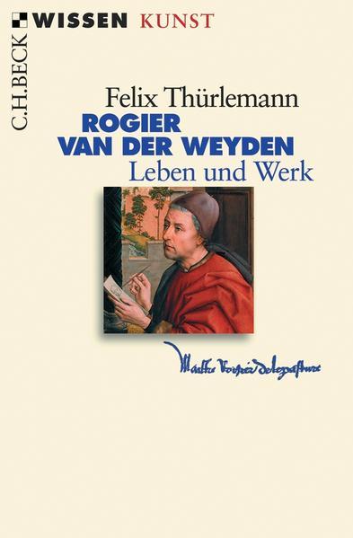 Rogier van der Weyden als Taschenbuch