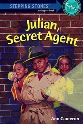 Julian, Secret Agent als Taschenbuch
