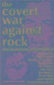 The Covert War Against Rock als Taschenbuch