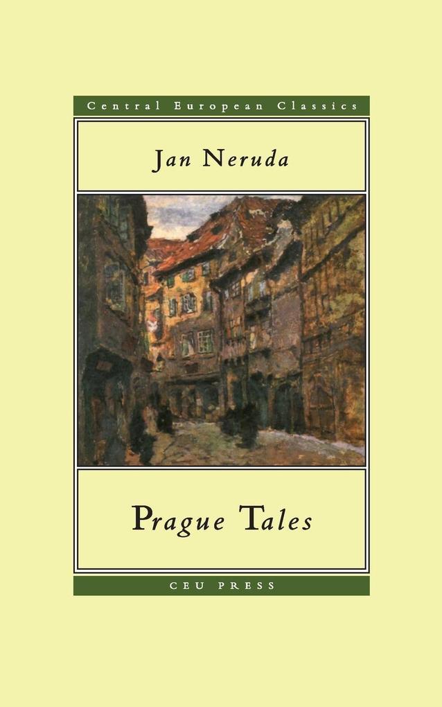 Prague Tales als Taschenbuch
