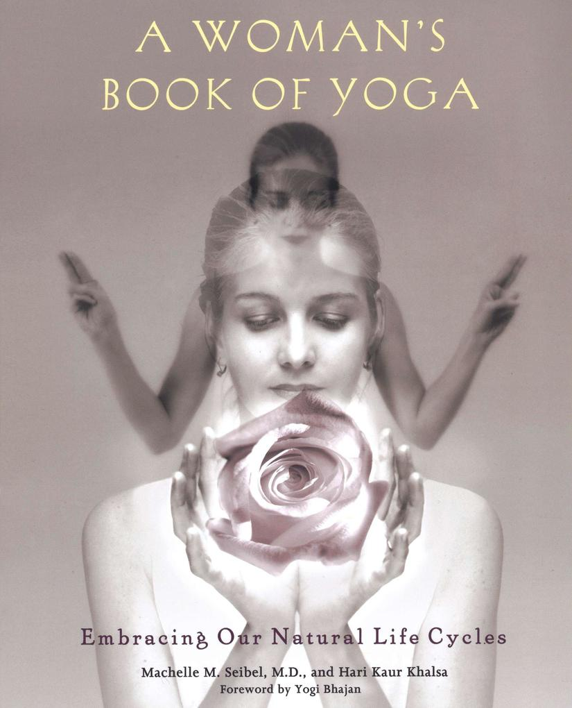 A Woman's Book of Yoga als Taschenbuch