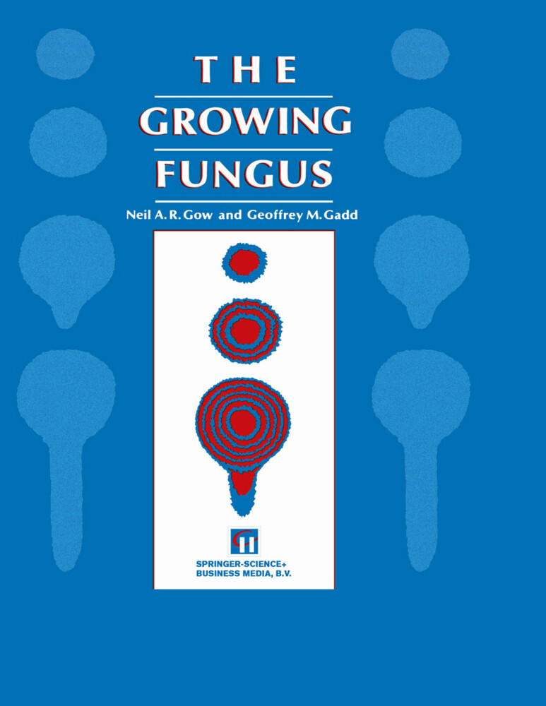 Growing Fungus als Buch