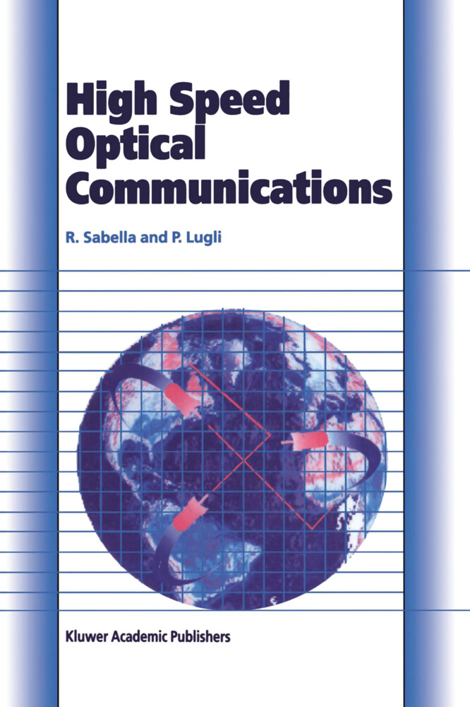 High Speed Optical Communications als Buch
