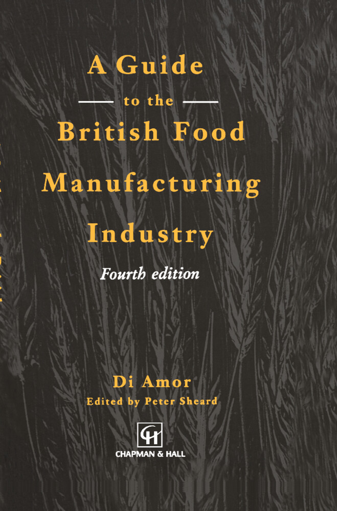 Guide to the British Food Manufacturing Industry als Buch
