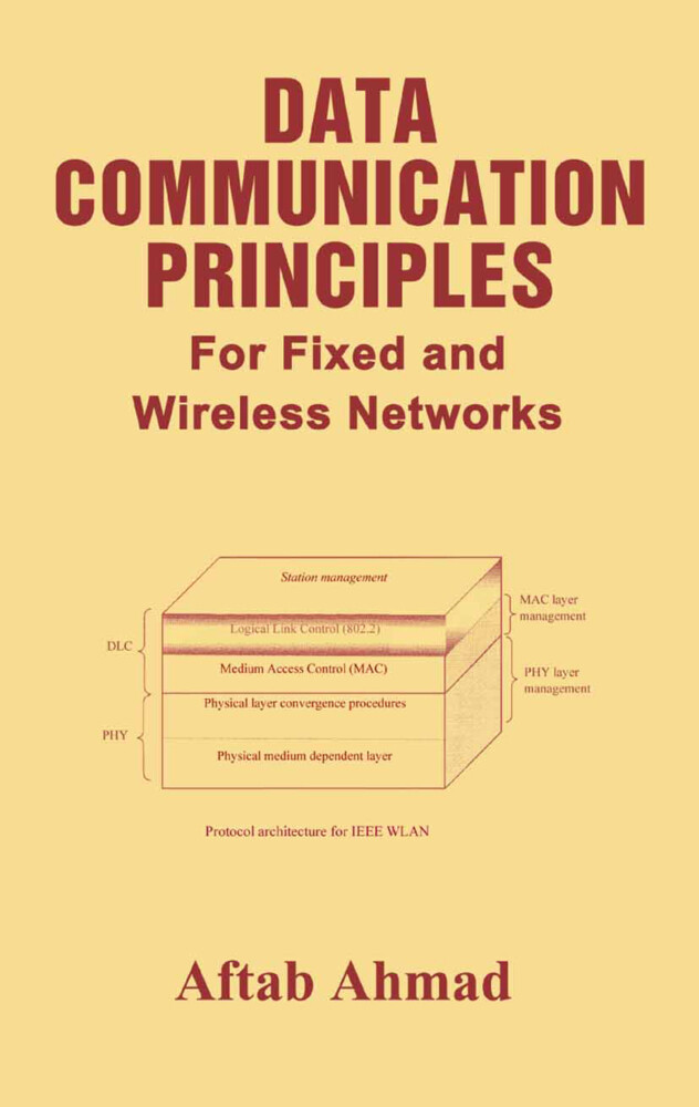 Data Communication Principles als Buch