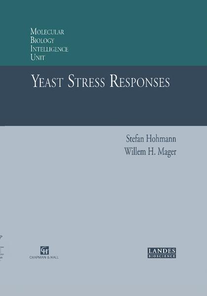 Yeast Stress Responses als Buch
