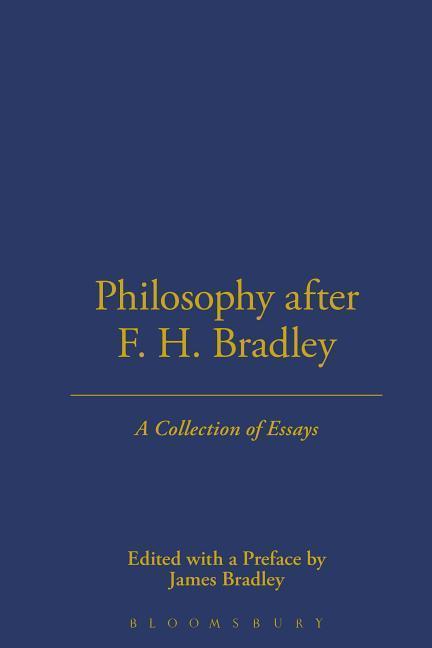Philosophy After F.H. Bradley als Buch