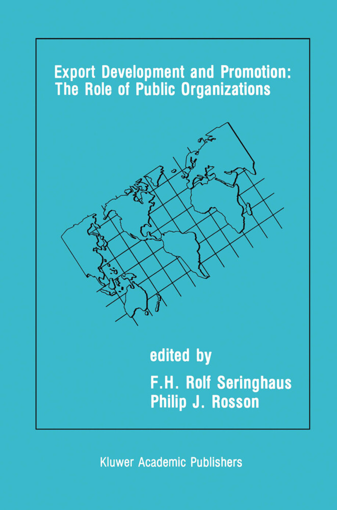 Export Development and Promotion: The Role of Public Organizations als Buch