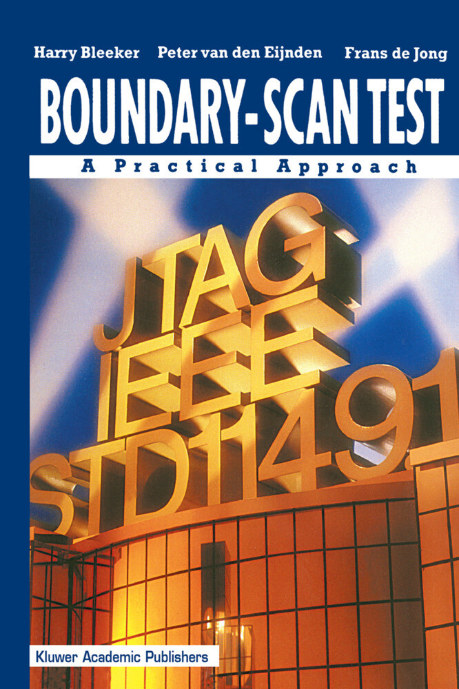 Boundary-Scan Test als Buch