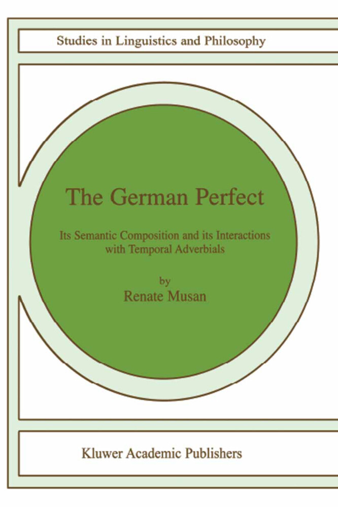 The German Perfect als Buch