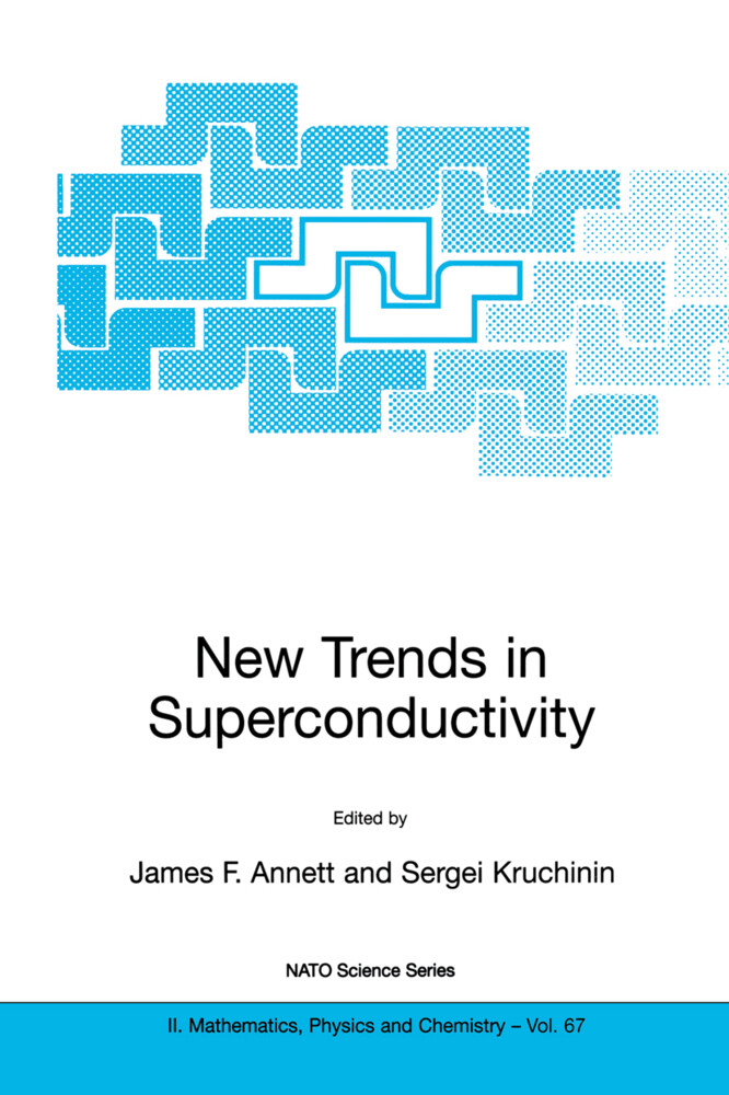 New Trends in Superconductivity als Buch