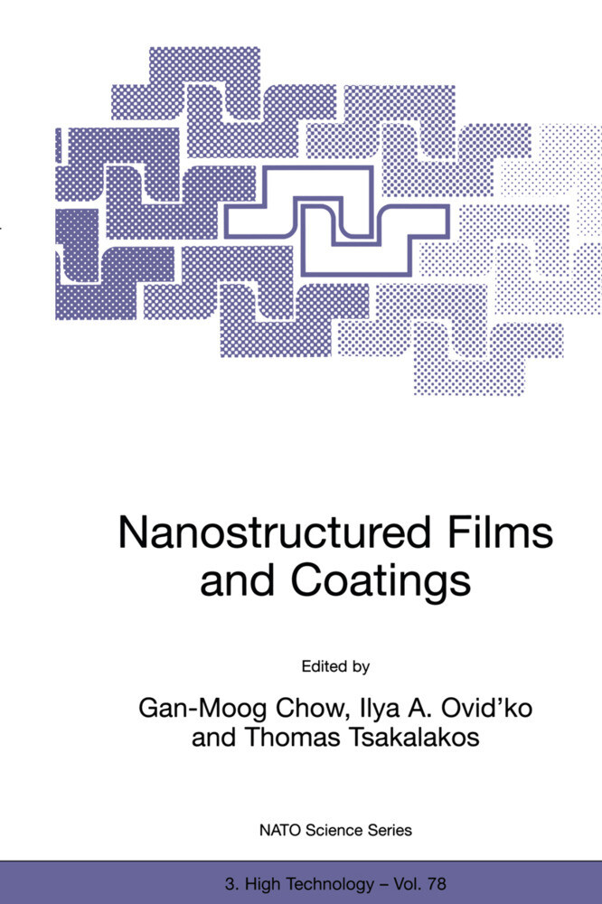 Nanostructured Films and Coatings als Buch