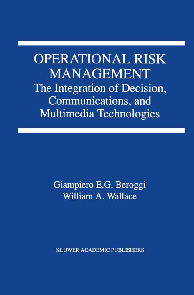 Operational Risk Management als Buch