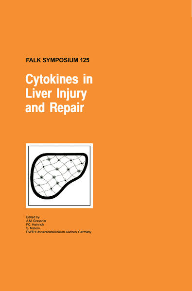 Cytokines in Liver Injury and Repair als Buch