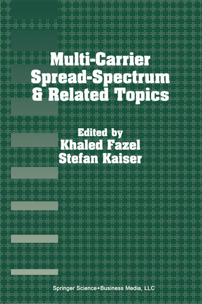 Multi-Carrier Spread-Spectrum & Related Topics als Buch