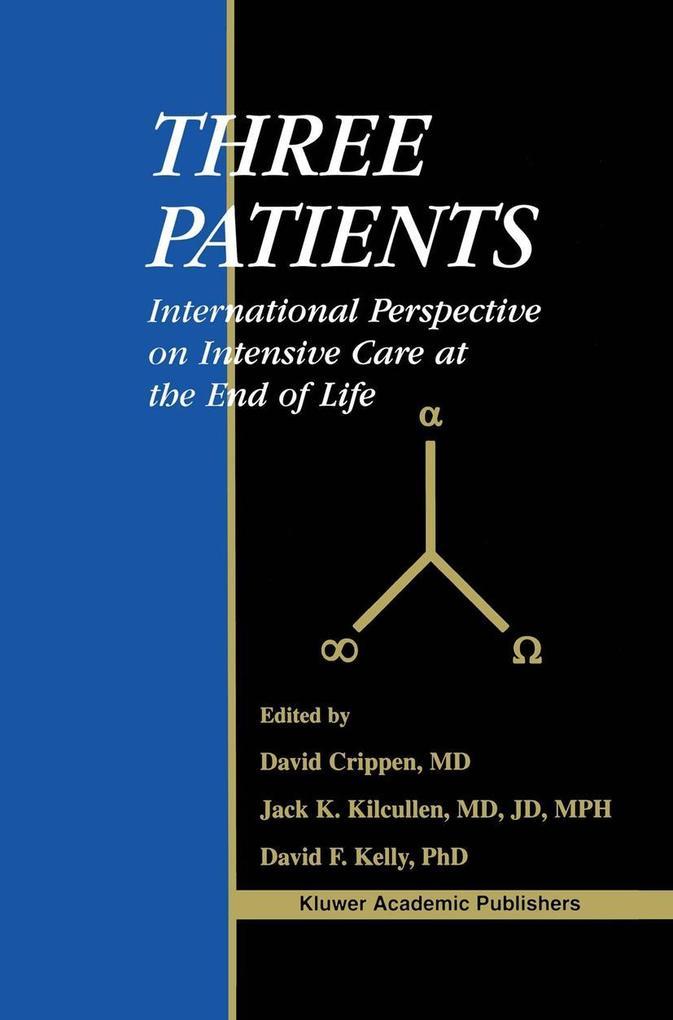 Three Patients als Buch