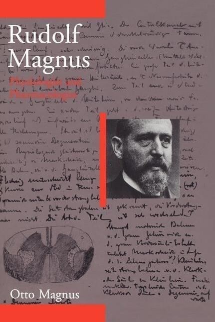 Rudolf Magnus als Buch