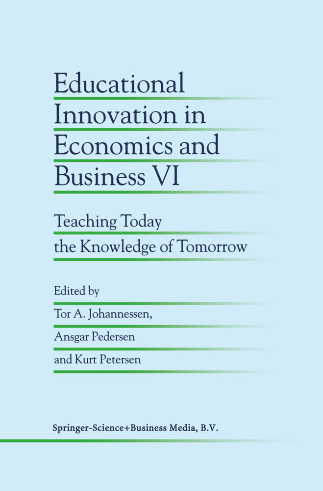Educational Innovation in Economics and Business VI als Buch