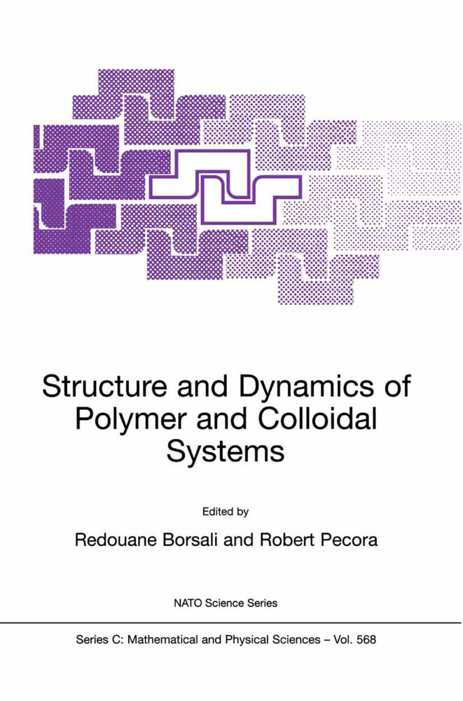 Structure and Dynamics of Polymer and Colloidal Systems als Buch