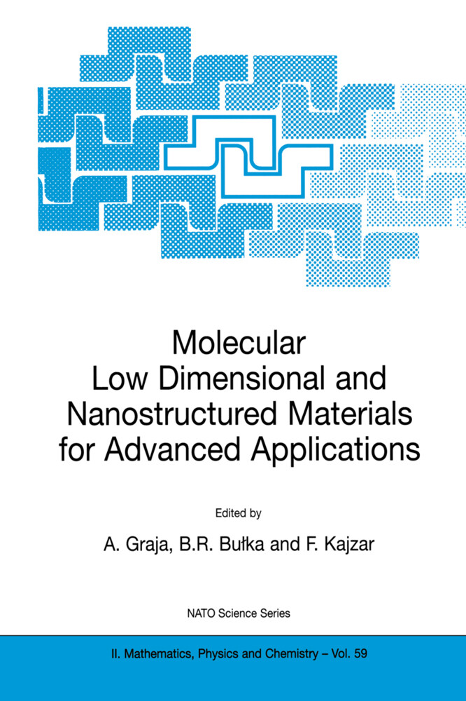 Molecular Low Dimensional and Nanostructured Materials for Advanced Applications als Buch