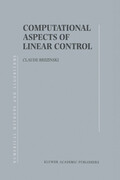 Computational Aspects of Linear Control
