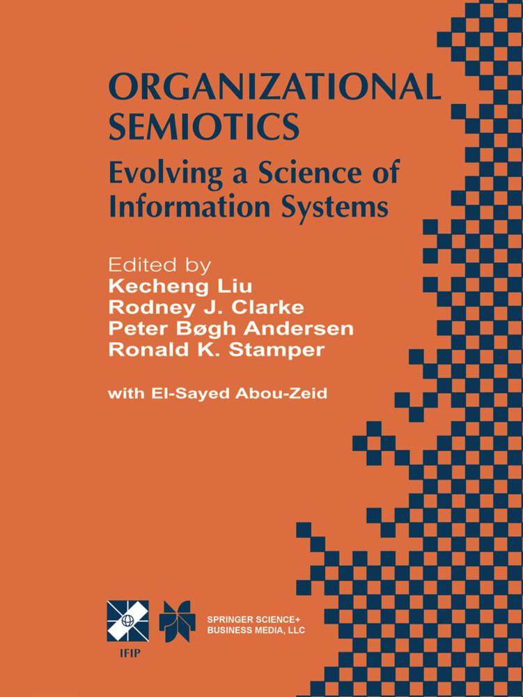 Organizational Semiotics als Buch